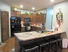 Kitchen, South Prairie Twin Homes, 0