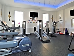 Fitness Weight Room, address not disclosed, 0