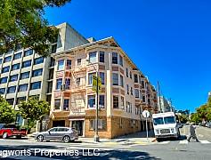 Building, 2100 Post Street, 0