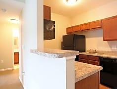 Kitchen, 1409 Brighton Park Suite 203, 0