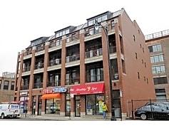 Building, 118 N. Halsted. Unit 2, 0