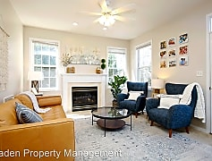 Living Room, 3205 S Chesterfield Ct, 0