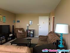 Living Room, 10401 Grosvenor Pl, 0