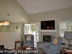 Living Room, 4620 Villas Dr, 0