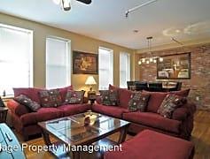 Living Room, 700 Church Street  Unit 1007, 0