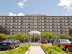 Building, Covenant House Apartments, 0