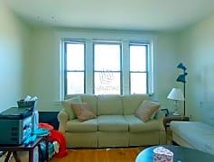 Living Room, 1682 Commonwealth Avenue, 0