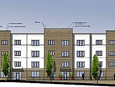Rendering, 200 Loomis Apartments, 0
