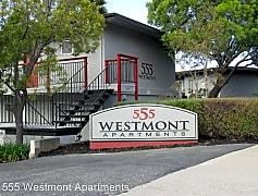 Community Signage, 555 Westmont Ave, 0