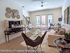 Living Room, 1619 Monroe Ave, 0