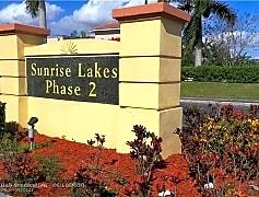 Community Signage, 8450 Sunrise Lakes Blvd 207, 0