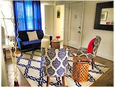 Living Room, Tancahua Apartments, 0