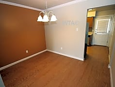 Dining Room, 8425 Ahern Dr, 0