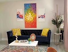 Living Room, 436 NE 72nd St, 0
