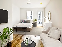 Living Room, 10 W 132nd St 5A, 0