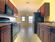 Kitchen, Sycamore Pointe Townhomes, 0