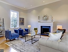 Living Room, 3306 R St NW, 0