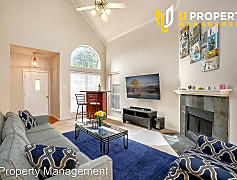 Living Room, 18719 Riverstone Ct, 0