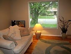 Living Room, 1398 Troy St, 0