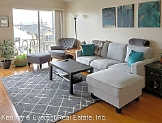 Living Room, 1227 Anza St, 0