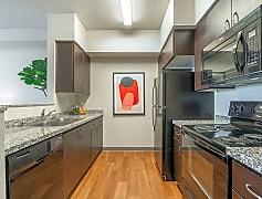 Kitchen, The Patterson, 0