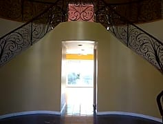 Grand High ceiling Entry Hall