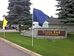 Community Signage, Trails End Apartments, 0