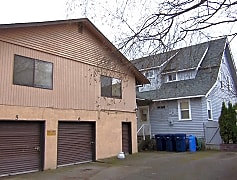 Marysville Duplex From South East Alley  Storage Units Below and Our 4 Plex In Front.jpg