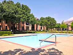 Pool, Garden Gate Apartments, 0