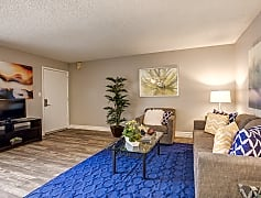 Living Room, Stonegate Furnished Apartments, 0