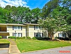 Building, 3200 Oakwood Village Lane Unit #1, 0