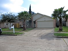 Lots of parking and a new fence on the side!, 17803 Wolf Hollow Dr, 0