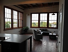 Living Room, The Button Lofts, 0