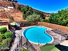 Pool, 9662 Marilla Drive, 0