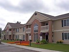 Brick exterior
