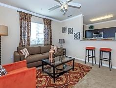 Living Room, Palacio Apartments, 0