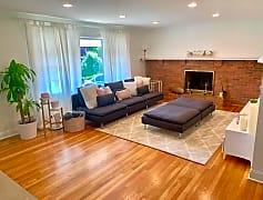 Living Room, 9305 Davidson Street, 0