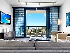 Living Room, 2201 Collins Ave 1114, 0