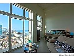 Living Room, 133 NE 2nd Ave 3511, 0