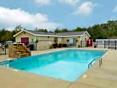 Pool, Oates Estates, 0