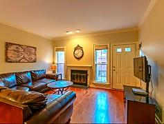 Living Room, 3110 W End Cir, 0