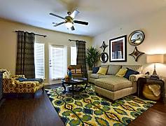Living Room, Parkside Bella Terra Apartments, 0