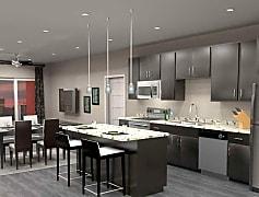 Kitchen, Charlotte Square, 0