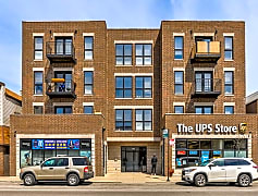 Building, 3227 S Halsted St, 0
