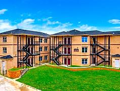 Building, 1420 Park Pl, 0