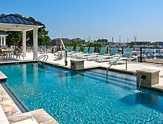 Pool, Marina Villa Apartments, 0