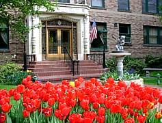 Building, Roosevelt Apartments, 0