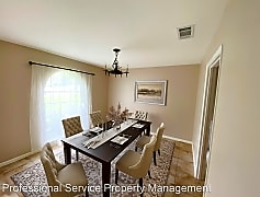Dining Room, 13553 Red Fern Ln, 0