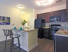 Kitchen, Oak Court Apartments, 0