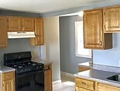 Kitchen, 1418 River St 2, 0